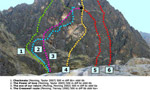 Alpinismo: l'Aiguille de l'Eveque e i segreti del Monte Bianco