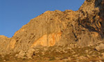 Arrampicare a Kalymnos, la falesia Ghost Kitchen