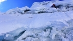 Le bruit des glaçons new route video on Siula Grande in Peru