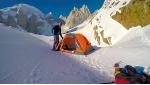 Cerro Torre solo winter attempt, Markus Pucher stops 40 meters below summit