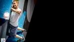 Gabriele Moroni e Giorgia Tesio vincono la prima tappa di Coppa Italia Boulder 2017