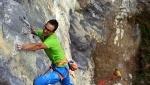 Andrea De Giacometti propone un nuovo 9a alla Tarzan Wall