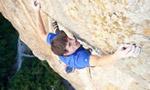 Ekaitz Maiz climbs new 9a at Etxauri, Spain