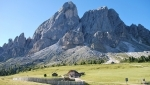Walking in the Dolomites: the Peitlerkofel circular walk
