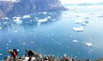 Greenland climbing Plaisir 2009