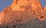Samuele Scalet, good-bye to the alpinist who loved the Pale di San Martino, Dolomites