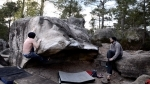 Le Petit Toit, a eulogy to the madness of bouldering at Fontainebleau
