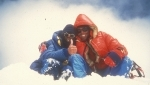 Mick Fowler and Victor Saunders climb virgin North Face of Sersank Peak in Indian Himalaya