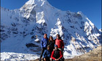 Chang Himal, prima salita parete nord per Bullock e Houseman