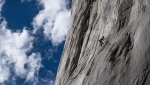 Adam Ondra Yosemite Dawn Wall update #1