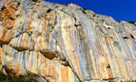 Etxauri, sport climbing in Spain