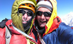 Chang Himal North Face, Andy Houseman and Nick Bullock ascent details