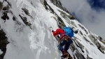 Tibet's Jang Tsang Go climbed by Domen Kastelic, Olov Isaksson & Marcus Palm