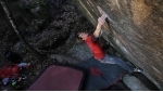 Nalle Hukkataival Burden of Dreams, backstage video of world's first 9A boulder