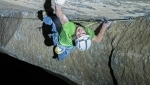 Adam Ondra / First video on Dawn Wall, El Capitan