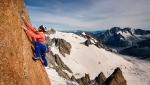 Shifting Dreams: Caroline Ciavaldini climbing Voie Petit, Grand Capucin