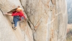 Jorg Verhoeven, Katharina Saurwein and the Dihedral Wall on El Capitan in Yosemite