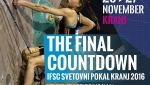 Kranj Lead World Cup 2016 Live