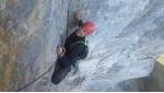 Alpinismo: nella Nordwand dell'Eiger