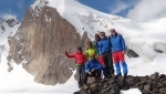 Mountaineering: new Austrian climbs in Kyrgyzstan