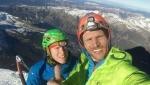 Eiger: Tom Ballard and Marcin Tomaszewski climb new route up North Face