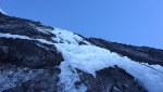 Ortler Pleishornwasserfall ice climb first ascent video