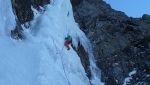 Felbertal, another big new icefall up Hochbirghöhe in the High Tauern