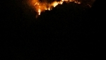 Forest fires in Chironico and across Southern Switzerland