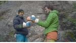Adam Ondra vs Martin Stranik New Year Climbing Duel