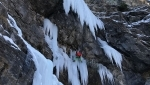 Valtournenche: two new ice climbs by the Cervino Mountain Guides