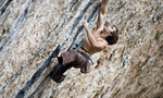 Santa Linya, Chris Sharma frees Neanderthal 9b