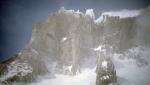 Patagonia, Cerro Murallón, nuova via dei Ragni di Lecco sulla parete est