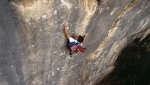 Video: Josune Bereziartu and the first female 9a climb
