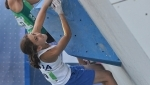 Laura Rogora climbs 9a again, this time at Oliana in Spain