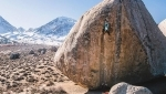 Nina Williams claims first female ascent of Bishop highball Ambrosia