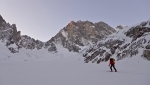 Grandes Jorasses: No Siesta e Bonatti - Vaucher climbed by Luka Lindič and Ines Papert