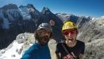 Patagonia: Paolo Marazzi e Luca Schiera aprono nuova via sul Cerro Mariposa