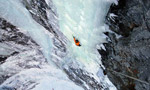 Rudolf Hauser: solo ascent of Supervisor and first integral ascent of Gamsstubenfall in the Gasteinertal