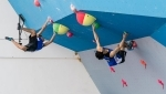 Climbing World Cup 2017: Boulder & Speed live in China