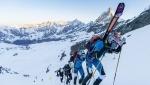 XXI Trofeo Mezzalama, 900 scialpinisti sul Monte Rosa