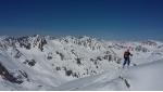 Corso aspiranti guide alpine: sci alpinismo nelle Alpi Marittime