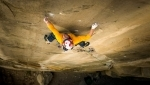 Trad climbing video: James Pearson climbs Le Voyage at Annot
