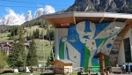 Campitello di Fassa: less than 2 months to the European Climbing Championship