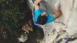 Video arrampicata: Pietro Biagini sale la storica Ombra a Finale
