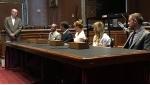Sasha DiGiulian, Alex Honnold e Tommy Caldwell: tre climber davanti al Senato degli USA