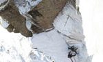 Never Ever Say Never, new Scafell Buttress winter climb by Dave Birkett