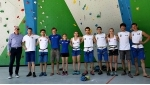 Italian climbing team: European Championship dreams at Campitello di Fassa