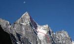 Alpinismo, tra vie nuove e plaisir, in Khumbu