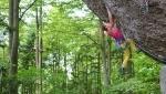 Ghisolfi, Puccio, Leslie-Wujastyk and Chanourdie: women's climbing galore