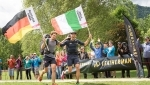Aaron Durogati and Sebastian Huber win Red Bull X-Alps 2017 prologue